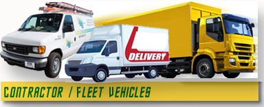 Contractor and Fleet Vehicles